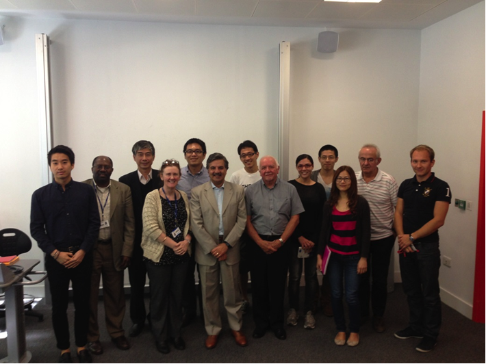 BIM Study Group Professors, lectures, industry speakers and students