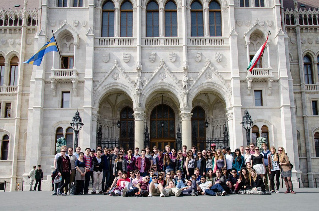 CivSoc International Tour: Prague 2013