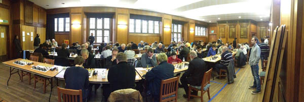 Panorama of the Imperial College Chess Congress