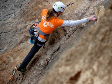 Safety for Rock Climbing