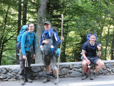 Summer Tour, Pyrenees – July 2015