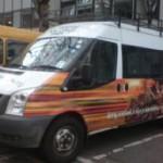 Imperial College Union Minibus
